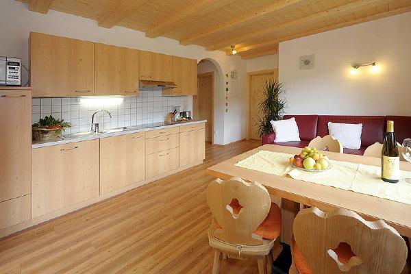 Foto della cucina Hofer Hof