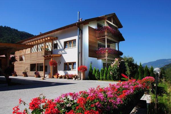 Foto esterno in estate Obermoarhof