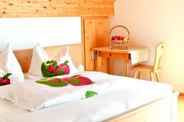 Foto della camera Appartamenti in agriturismo Obermoarhof