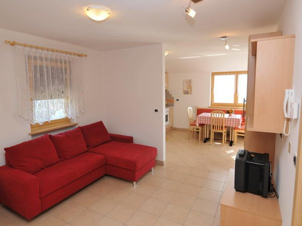 Il salotto Appartamenti in agriturismo Furggerhof