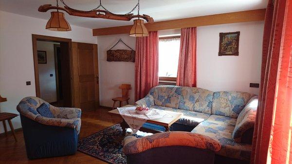 Il salotto Appartamento Ciasa d'Munt