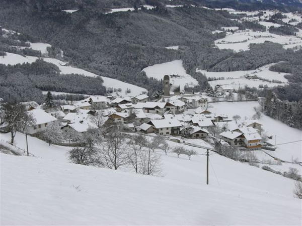 Panoramic view Chiusa / Klausen