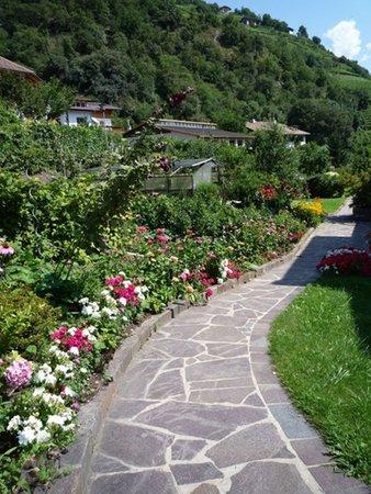 Foto del giardino Chiusa