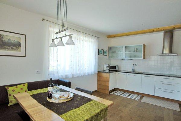 La zona giorno Reichhalter - Appartamenti 3 soli