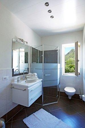 Foto del bagno Appartamenti Reichhalter