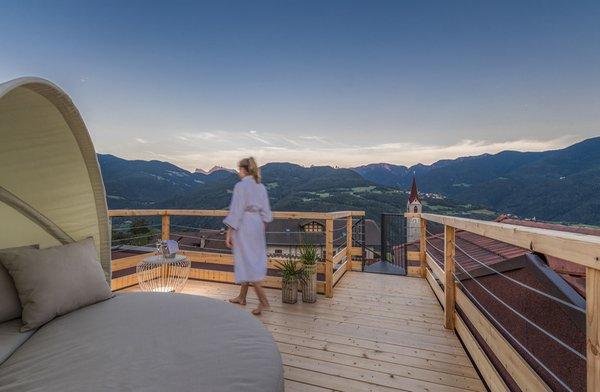 Foto del balcone Taubers Unterwirt