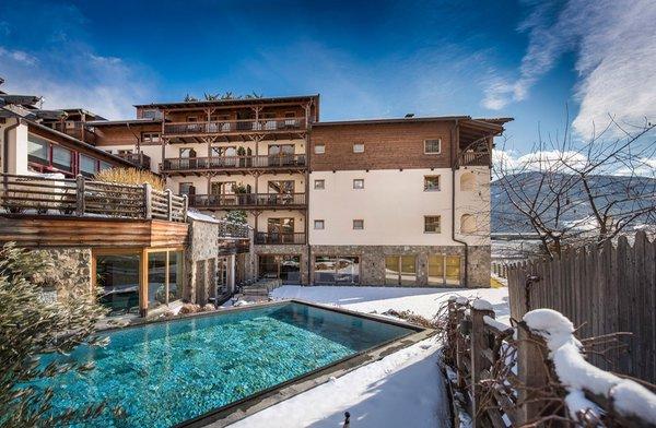 Foto invernale di presentazione Hotel Taubers Unterwirt