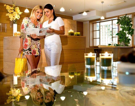 Foto del wellness Hotel Taubers Unterwirt