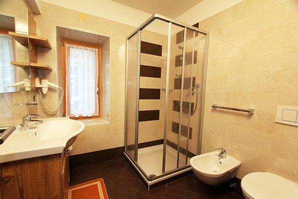 Foto del bagno Appartamenti Hilde