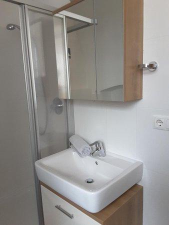 Foto del bagno Appartamenti Rafaser