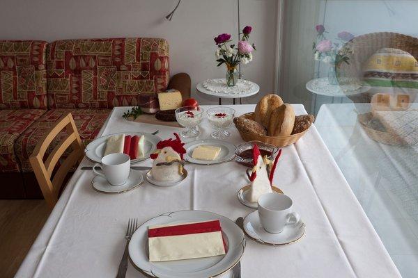 The breakfast Apartment Wiesenrain