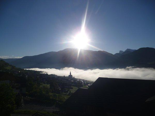 Panoramic view Velturno / Feldthurns
