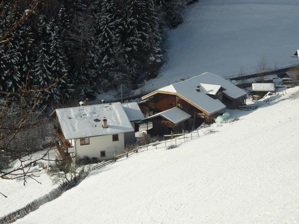 Lage Ferienwohnungen auf dem Bauernhof Mittermüllerhof Velturno