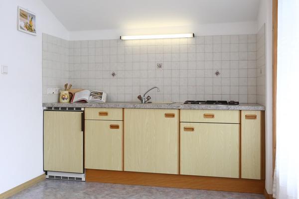 Foto der Küche Mittermüllerhof