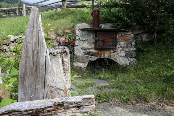 Foto del giardino Velturno