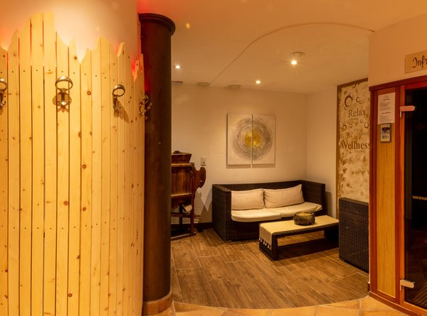 Photo of the wellness area Granpanorama Wellness Hotel Sambergerhof