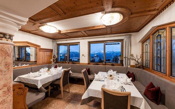 The restaurant Villandro / Villanders Granpanorama Wellness Hotel Sambergerhof
