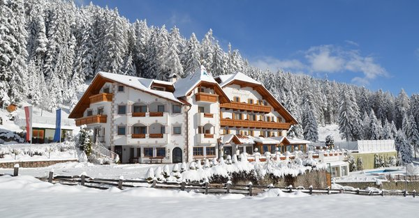 Winter presentation photo Granpanorama Wellness Hotel Sambergerhof - Hotel 3 stars sup.