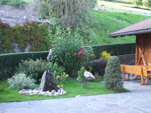 Foto del giardino Villandro