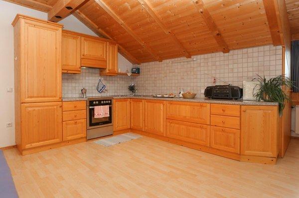 Foto della cucina Falserhof