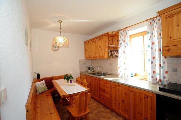 Foto della cucina Schweiggerhof