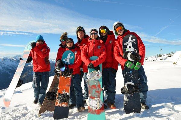 Scuola di snowboard Boarderline com.xlbit.lib.trad.TradUnlocalized@466e67f5