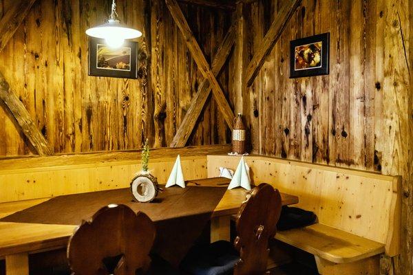 Il ristorante Val di Funes Stern