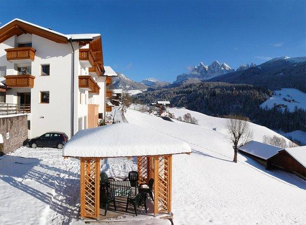 Foto invernale di presentazione Residence Töglhof