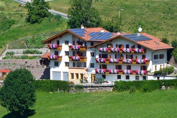 Foto estiva di presentazione Residence Töglhof