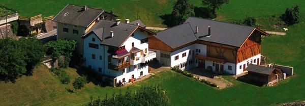 La posizione Gasthof (Albergo) Mittermühl Val di Funes
