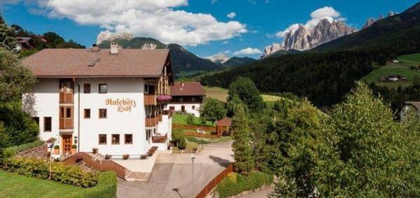 Foto estiva di presentazione Garni + Appartamenti Raschötzhof