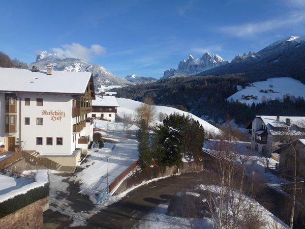 Foto esterno in inverno Raschötzhof