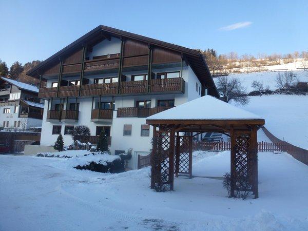 Foto invernale di presentazione Garni + Appartamenti Raschötzhof