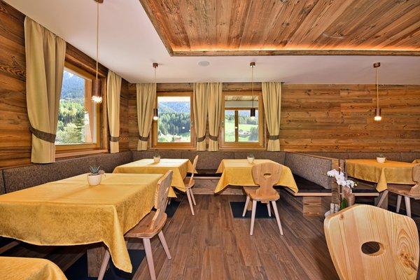 Il ristorante Val di Funes Proihof
