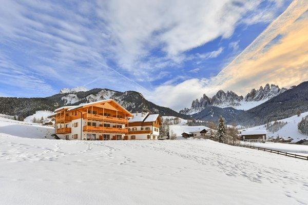 Foto invernale di presentazione Garni + Appartamenti Proihof