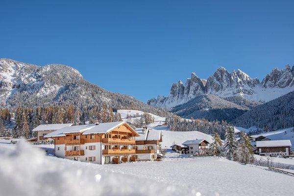 Foto esterno in inverno Proihof
