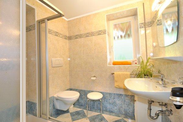 Foto del bagno Appartamenti Tannenburg