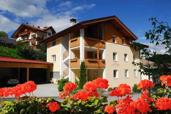 Foto esterno in estate Tannenburg