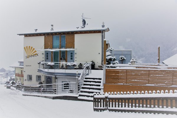 Winter presentation photo Apartments Sonneck