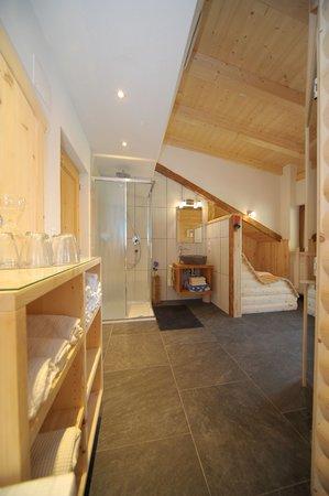 Foto del wellness Appartamenti in agriturismo Oberpiskoihof