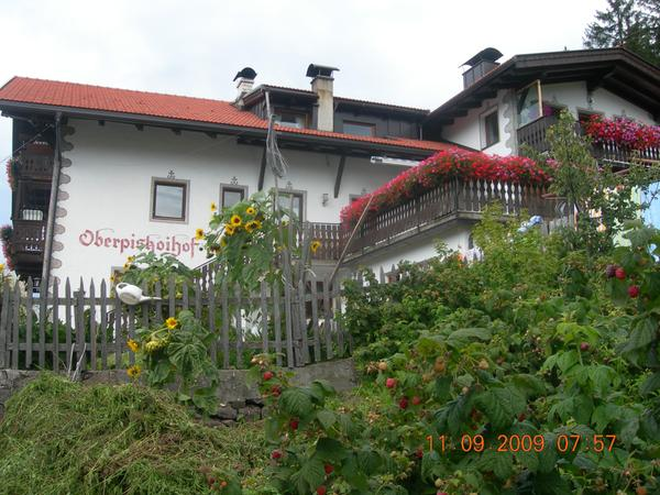 Foto estiva di presentazione Appartamenti in agriturismo Oberpiskoihof