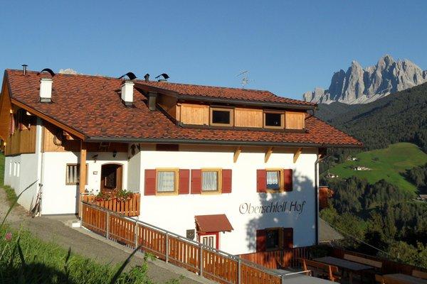 Foto estiva di presentazione Appartamenti in agriturismo Oberschlellhof