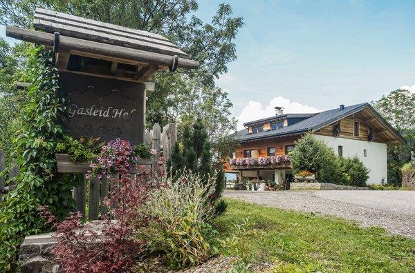 Photo exteriors in summer Gasleidhof