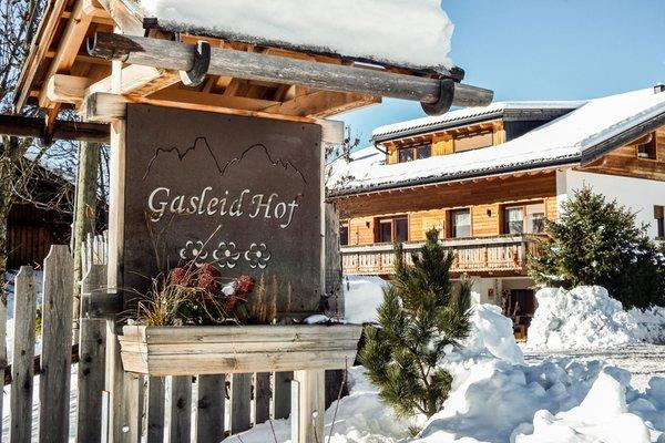 Winter presentation photo Farmhouse apartments Gasleidhof