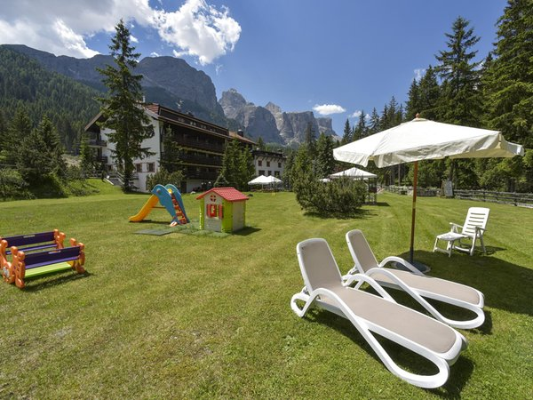 Photo of the garden Corvara