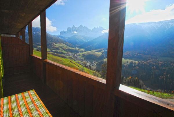 Foto del balcone Heinzlerhof