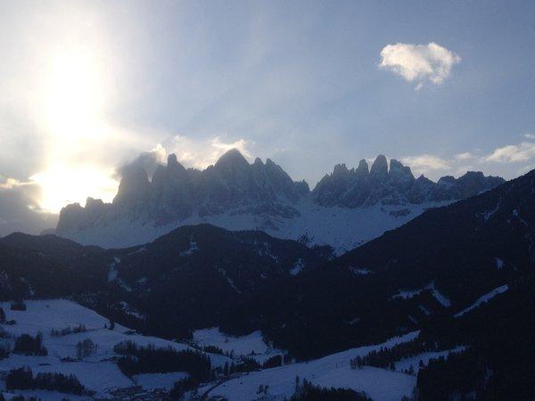 Panorama Val di Funes