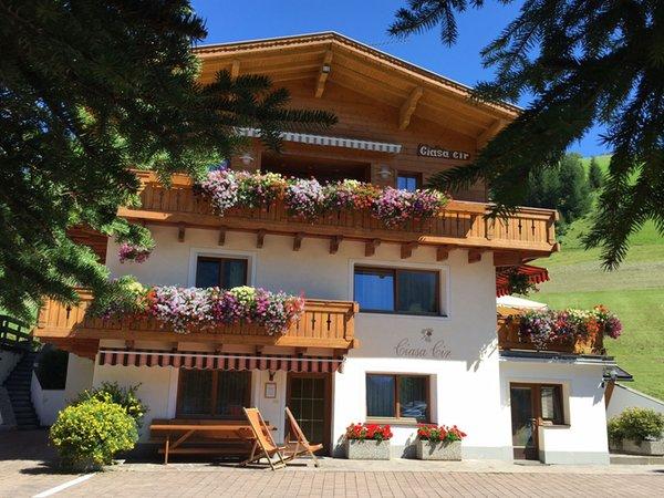 Summer presentation photo Apartments Ciasa Cir