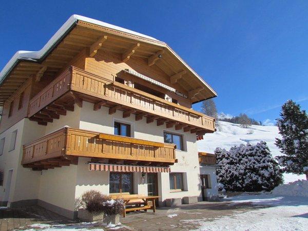 Winter presentation photo Apartments Ciasa Cir