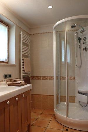 Foto del bagno Appartamenti Ciasa Cir